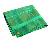 Green handkerchief
