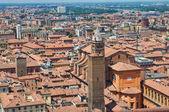 Photo Panoramic view of Bologna. Emilia-Romagna. Italy.