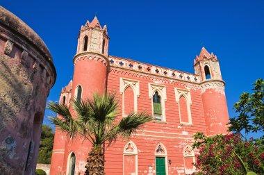 Villa Mellacqua. Santa Maria di Leuca. Puglia. Italy.