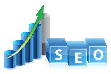 sep business graph illustration design