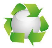 recyklovat koule