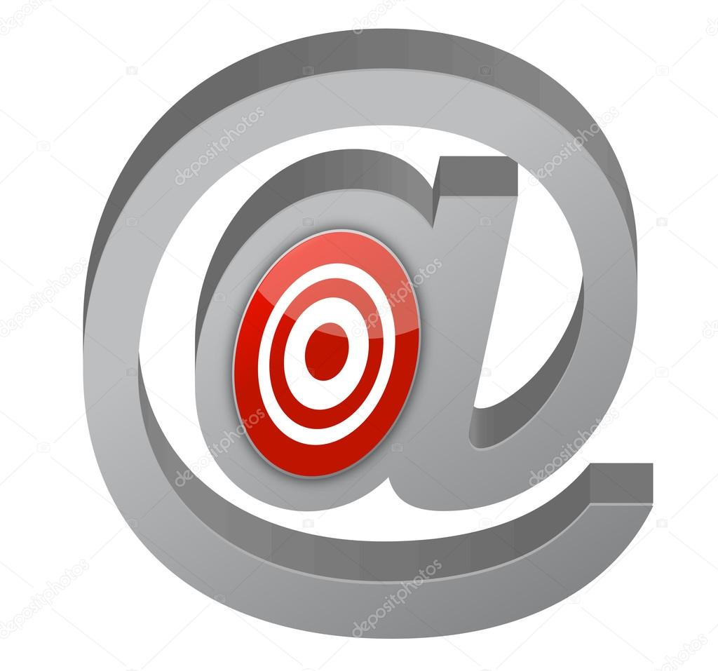 Symbol and concept target stock photo alexmillos 17618293 symbol and concept target stock photo buycottarizona Image collections