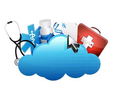 storage medical concept