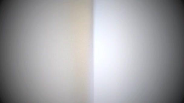 překlopení bílé stránky - staré knihy