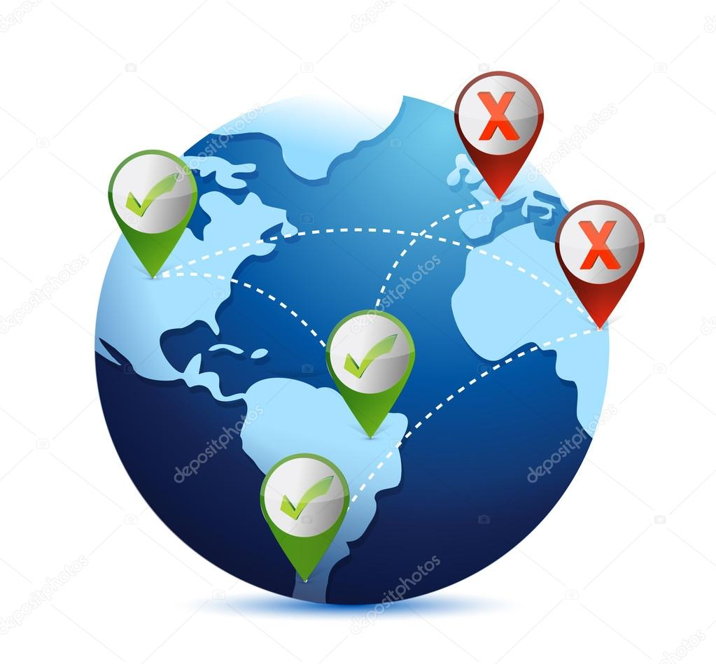 World map globe earth planet approve or reject stock photo world map globe earth planet approve or reject illustration design photo by alexmillos gumiabroncs Gallery