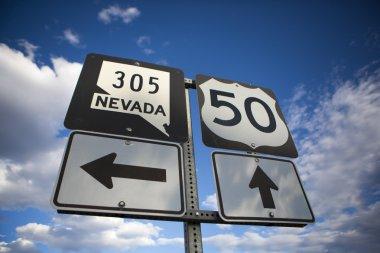 Nevada highway 50