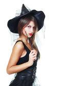 Fotografie Halloween-Frau