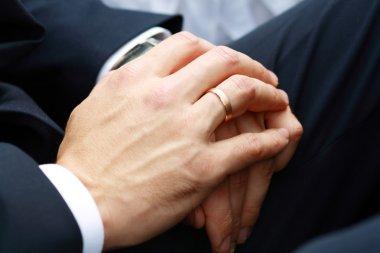 Hands man