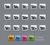ikony složek - 2 z 2 – řady satinbox