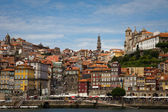 Pohled na řeku porto a douro, Portugalsko
