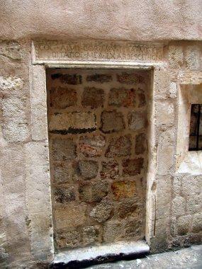 Old, medieval Dubrovnik