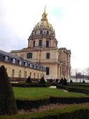 Fotografie Dôme des Invalides. Burial place of Napoleon Bonaparte in Paris