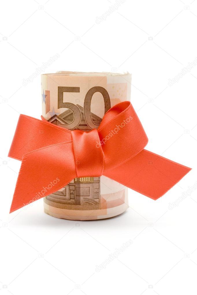 cadeau van 50 euro