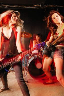 Rock and roll women