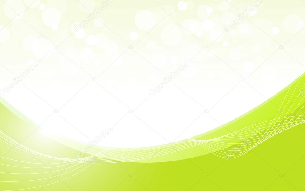 Abstract Light Green Background Vector Stock Vector C Unscrew