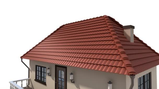 montáž solárních panelů na střeše