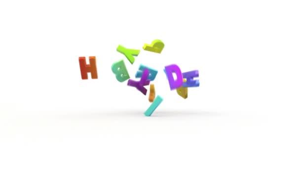 Boldog születésnapot, 3d animáció