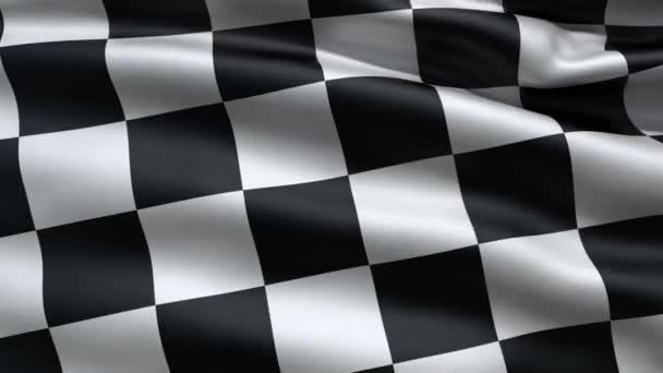 b7fdcda88ed Waving race flag