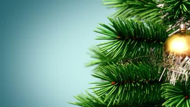 krásný vánoční stromeček pozadí