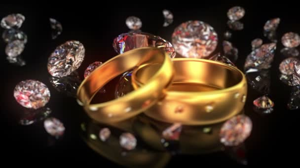 Jegygyűrű és a gyémánt