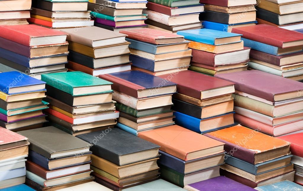 Books — Stock Photo, Image
