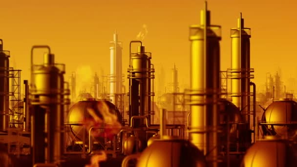 průmyslové město