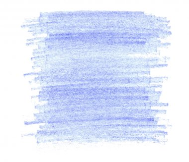 Abstract crayon background