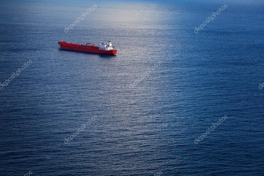 Chemical Tanker in the Atlantic Ocean