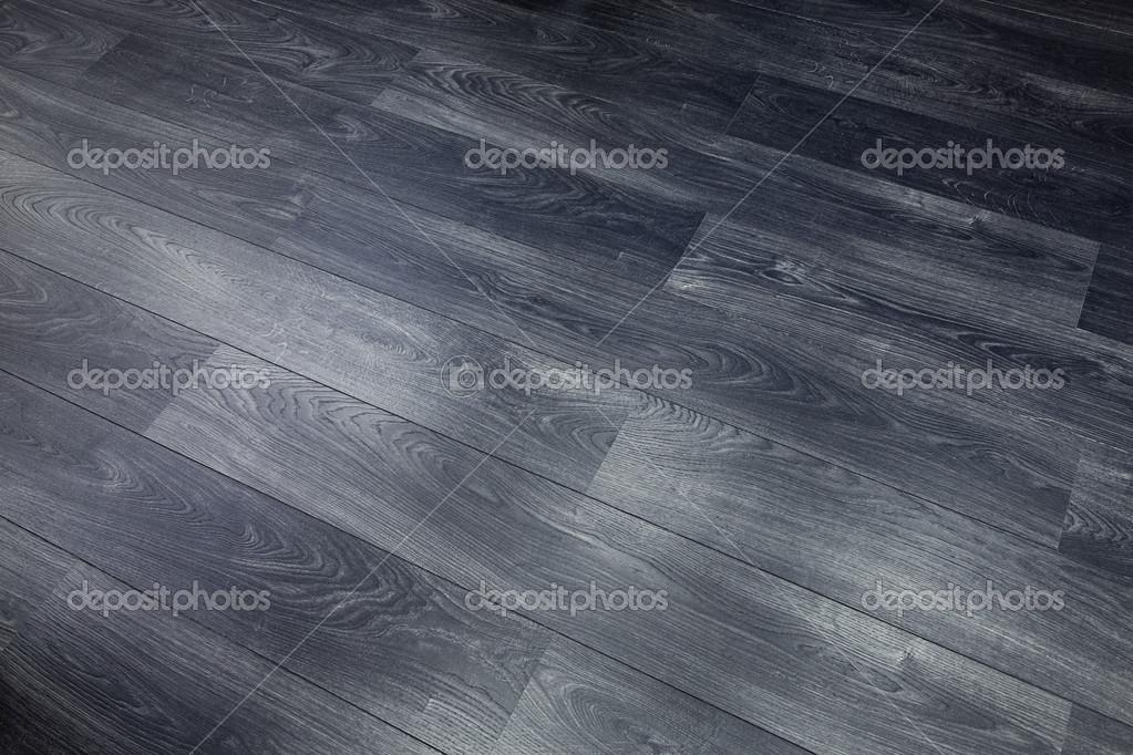 Zwarte houten vloer u stockfoto somatuscani