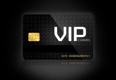 Elegant VIP Card