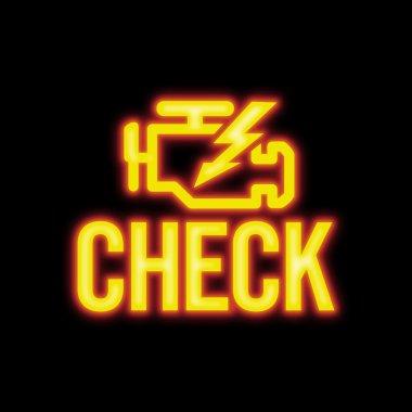 Check Engine Signal