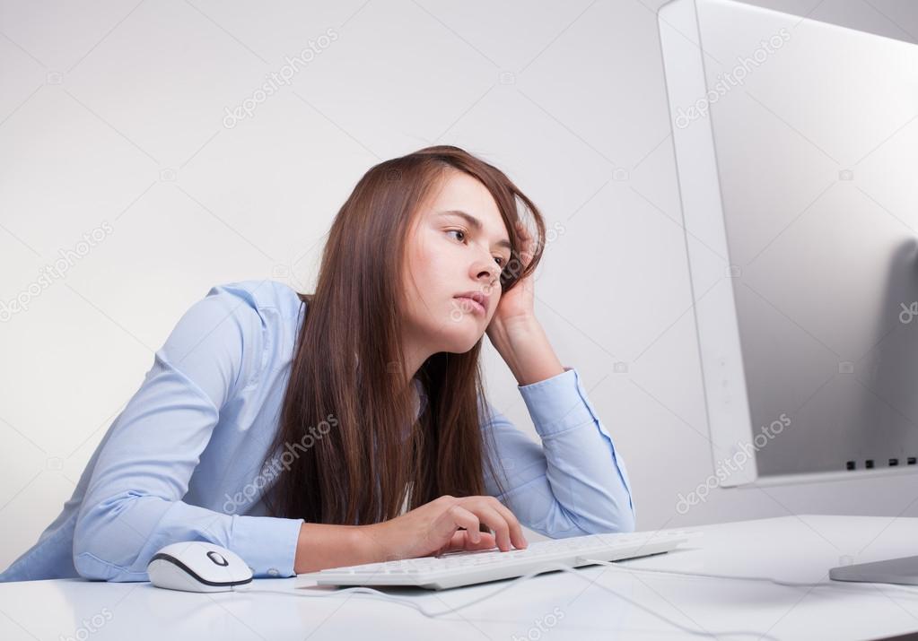 trött på jobbet
