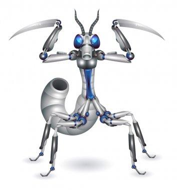 Robot-mantis