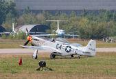 P-51 Mustang vadászrepülőgép