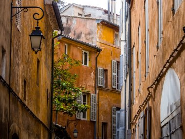 Old town in Aix