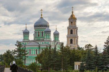 Holy Trinity Church and Bell Tower of Troitsky Serafimo-Diveyevs