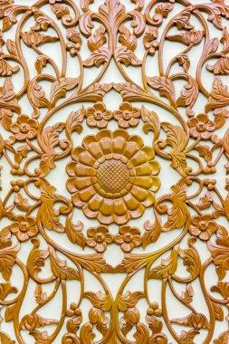 wood art decoration