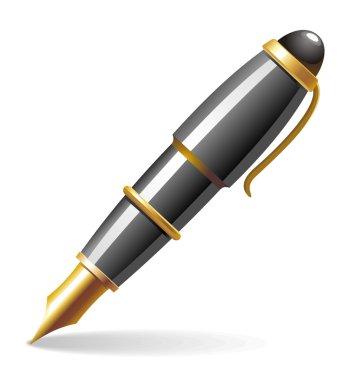 Glossy pen