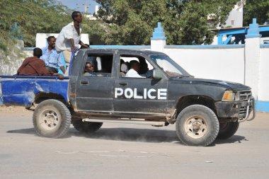 Police Somalia