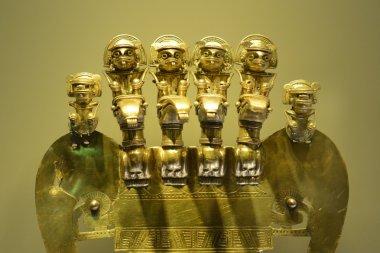 Gold Museum in Bogotá