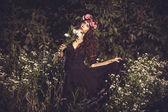 Photo summer fairy