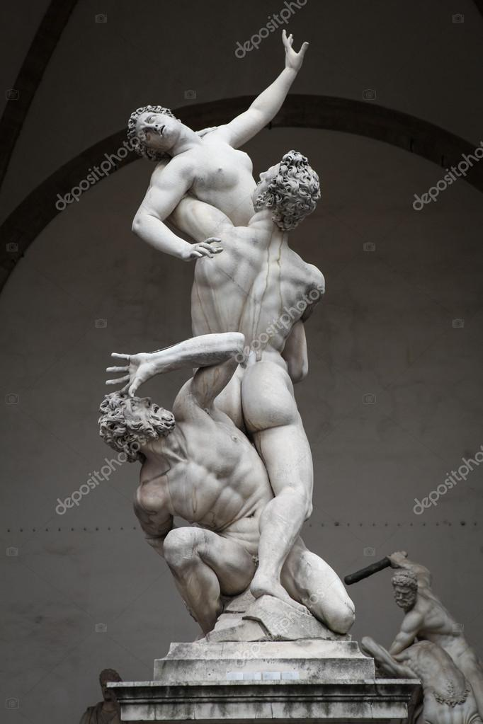 Giambologna sculpture in Florence
