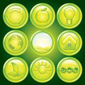 Ekologie ikony