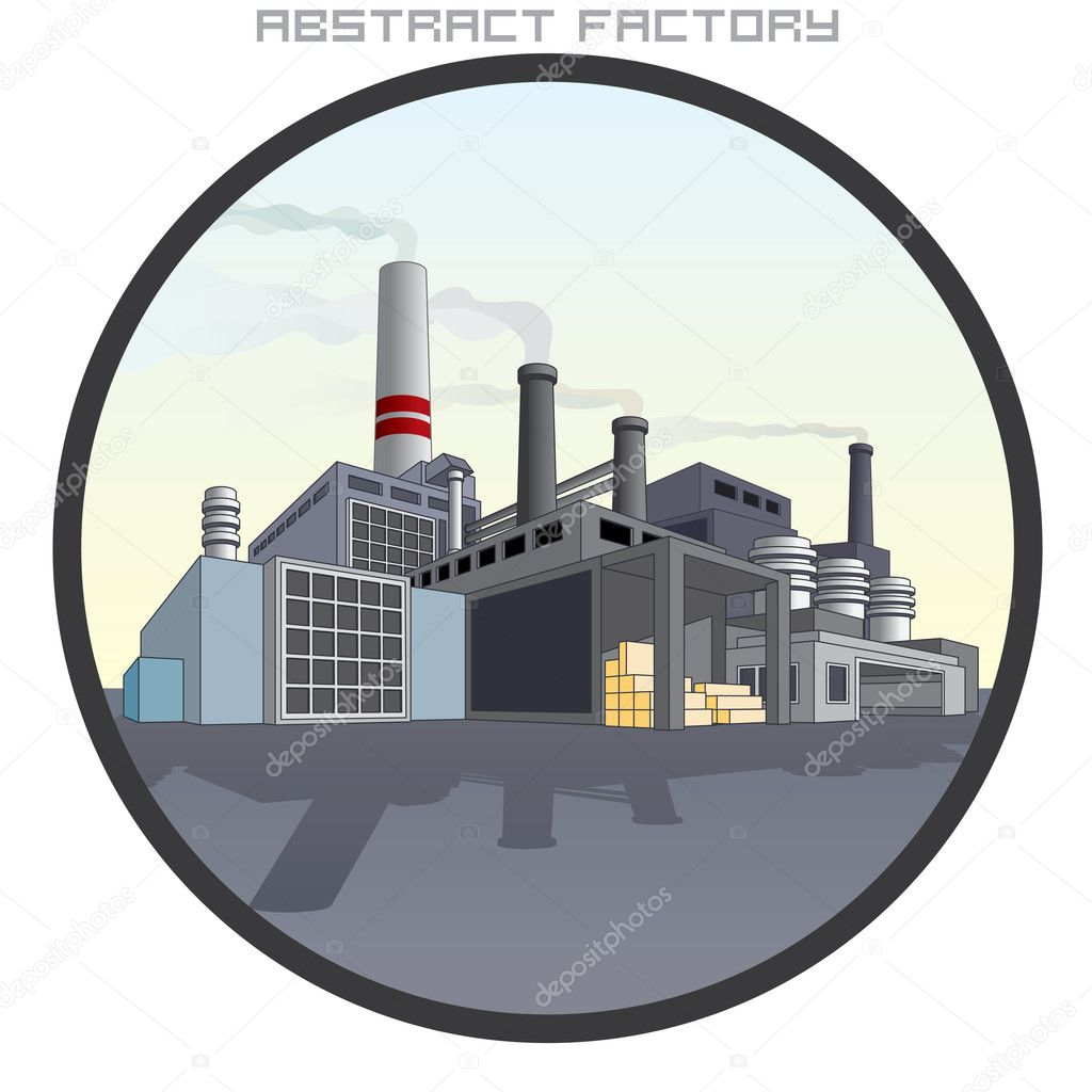 Illustration of Abstract Factory.