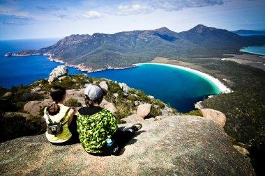 Wineglass bay - Tasmania
