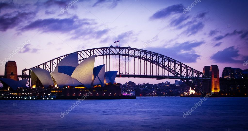 Photos: sydney icons | SYDNEY, AUSTRALIA - SEPT 1 : Sydney ...