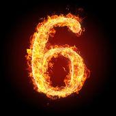 betűk, számok és szimbólumok a tűz különböző célokra