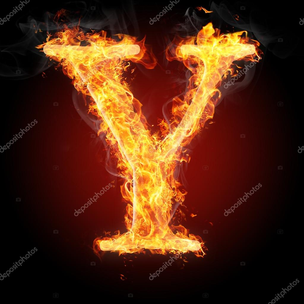 Letters in fire letter y stock photo tsalko 45320973 letters in fire letter y stock photo thecheapjerseys Image collections