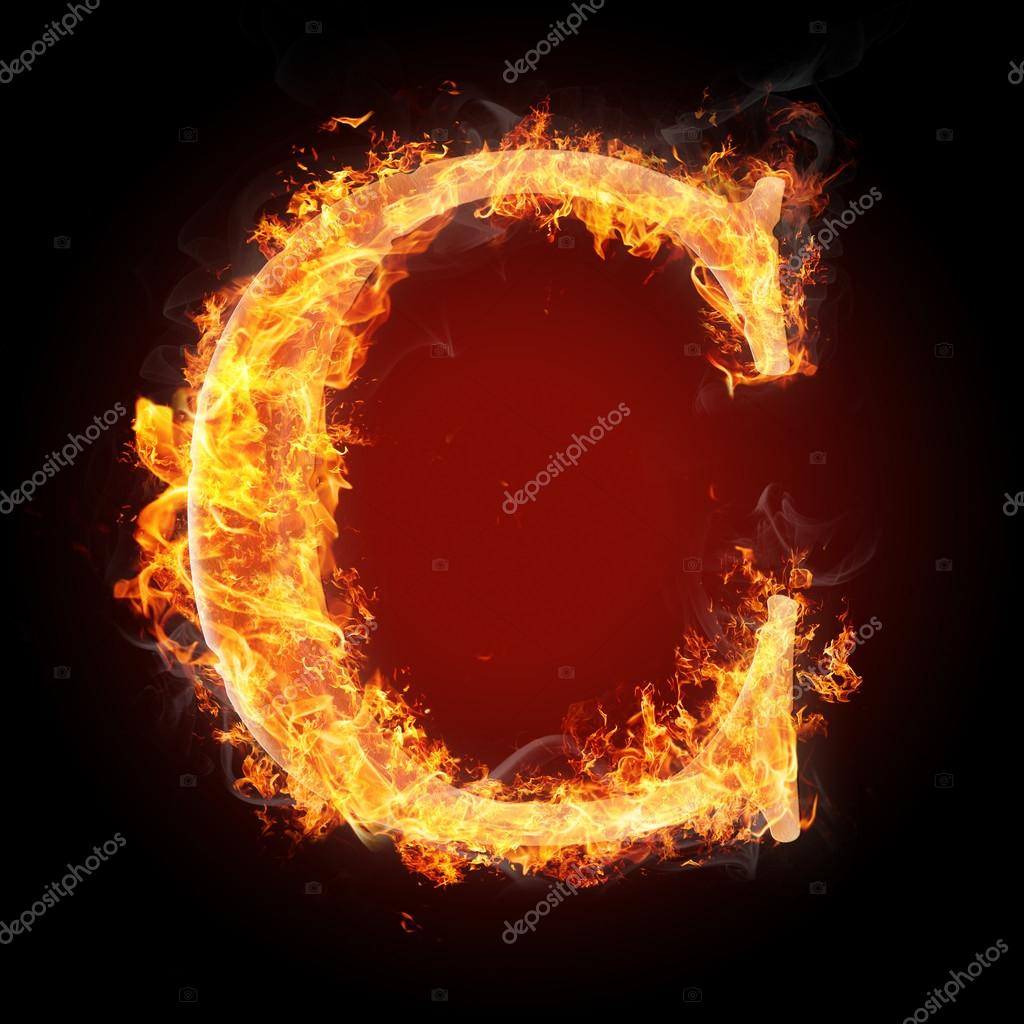Letters in fire letter c stock photo tsalko 45321777 letters in fire letter c stock photo thecheapjerseys Image collections