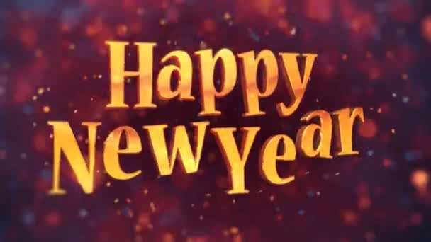 boldog új évet animált szöveg